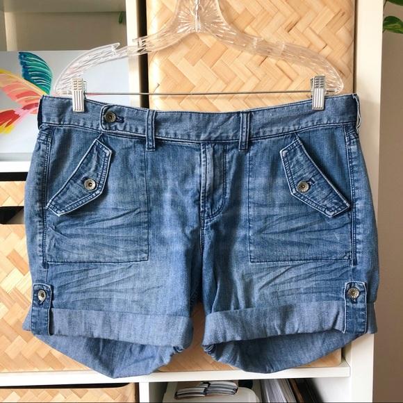 "Madewell Pants - Madewell 5"" Inseam Denim Shorts"